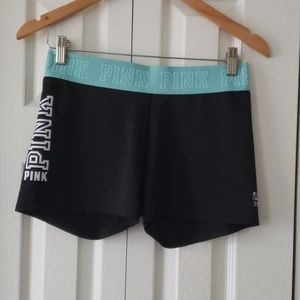 NWOT Victoria's Secret Pink cool dry shorts